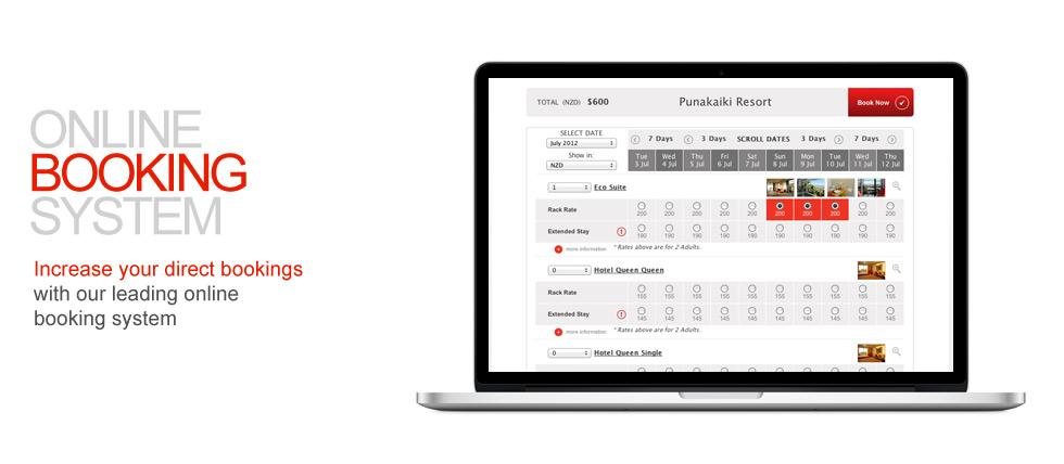 Asiky Hotel Booking System – Giải pháp bán phòng hiệu quả dành cho khách sạn